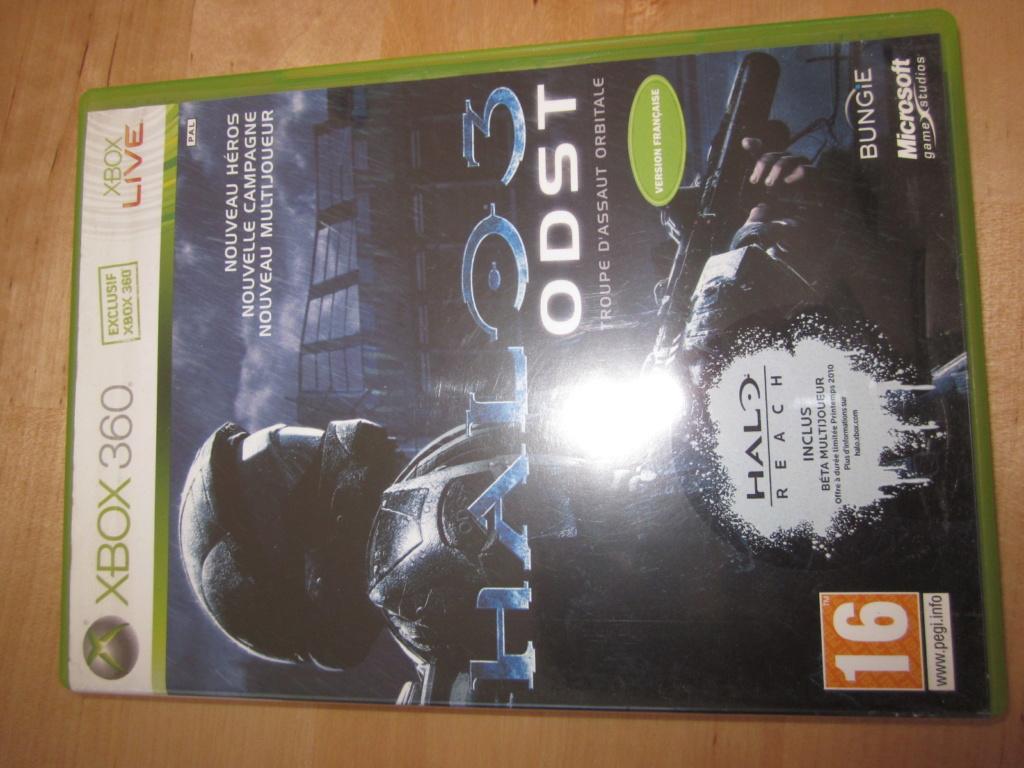 [ESTIM] Collector HALO XBOX 360  HALO 3 ODST HALO 4 HALO REACH ... Img_4225