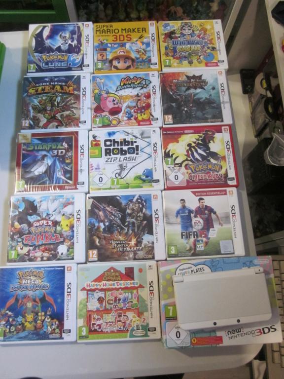 [VDS] Lot jeux 3DS Blister et non plus New 3DS en boite. Img_4719