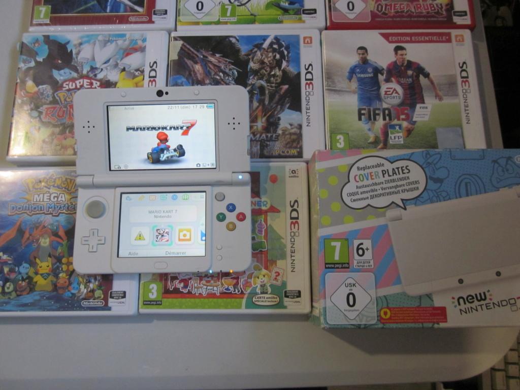 [VDS] Lot jeux 3DS Blister et non plus New 3DS en boite. Img_4721