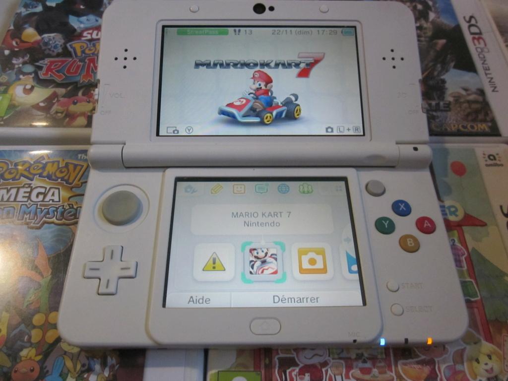 [VDS] Lot jeux 3DS Blister et non plus New 3DS en boite. Img_4722