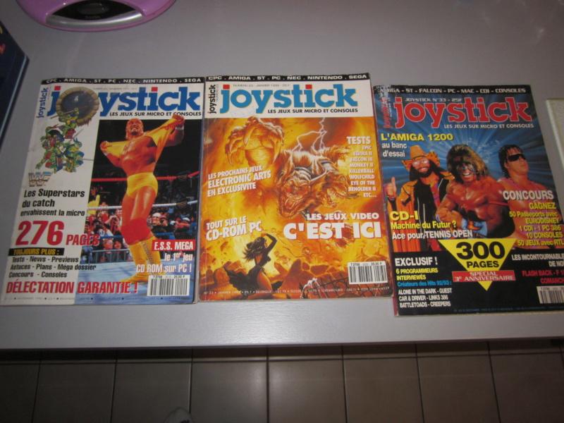[RECH] Magazines,  Jeux Manettes Megadrive NeoGeo Consoles - Page 10 Img_9210