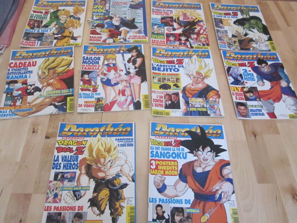 [Vendu] Dorothée magazine plus de 100 magazines de 1992 à 2000 S-l16023