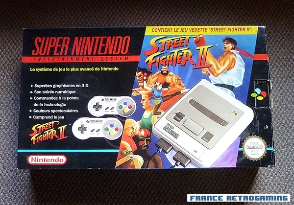 [ACH] Pack Super Nintendo : Street Fighter II (PAL FRA) Snes-s10