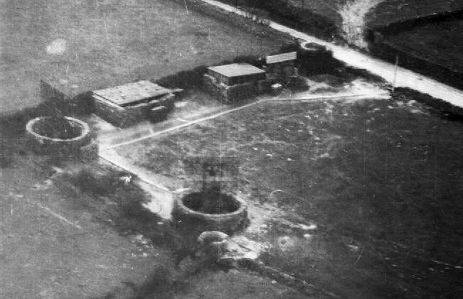 "La station radar de la "" plaine "". Auderv10"