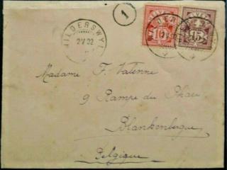 Nummer auf einer Briefmarke 44471c10