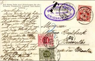 Nummer auf einer Briefmarke - Seite 2 Be316c10