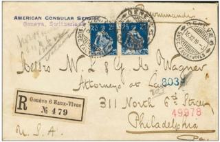 Nummer auf einer Briefmarke E6a34b10