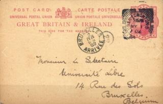 Nummer auf einer Briefmarke Eaa7a310