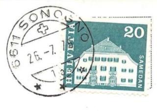 Sonogno TI - Einwohner 88 Fdc3b910