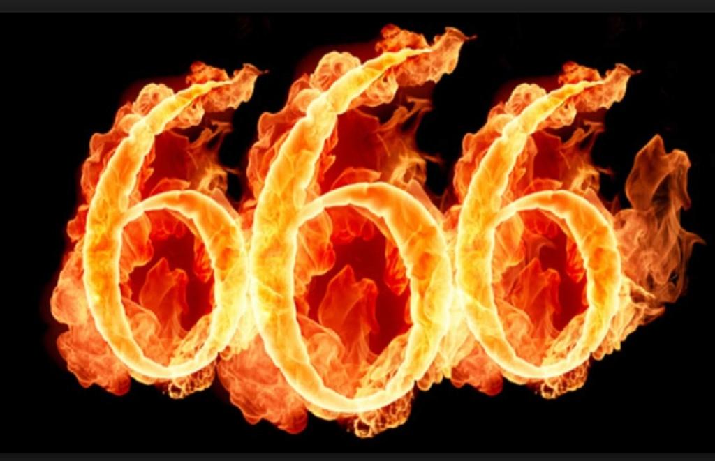 BERGOGLIO = 666 & BENEDETTO (Benoît XVI) = 666 !!! 66610