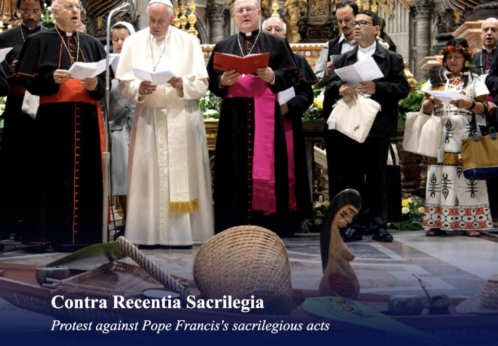L'hérésie officielle de François - Page 2 Bergog10