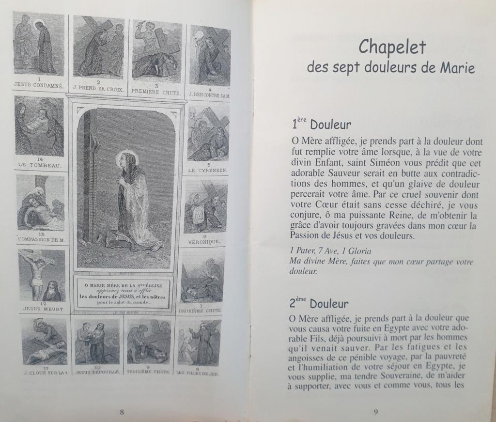 La DÉVOTION aux DOULEURS de MARIE Chapel11