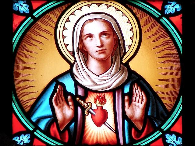 LITANIES du SAINT CŒUR de MARIE (composées par St Jean Eudes) Coeur-10