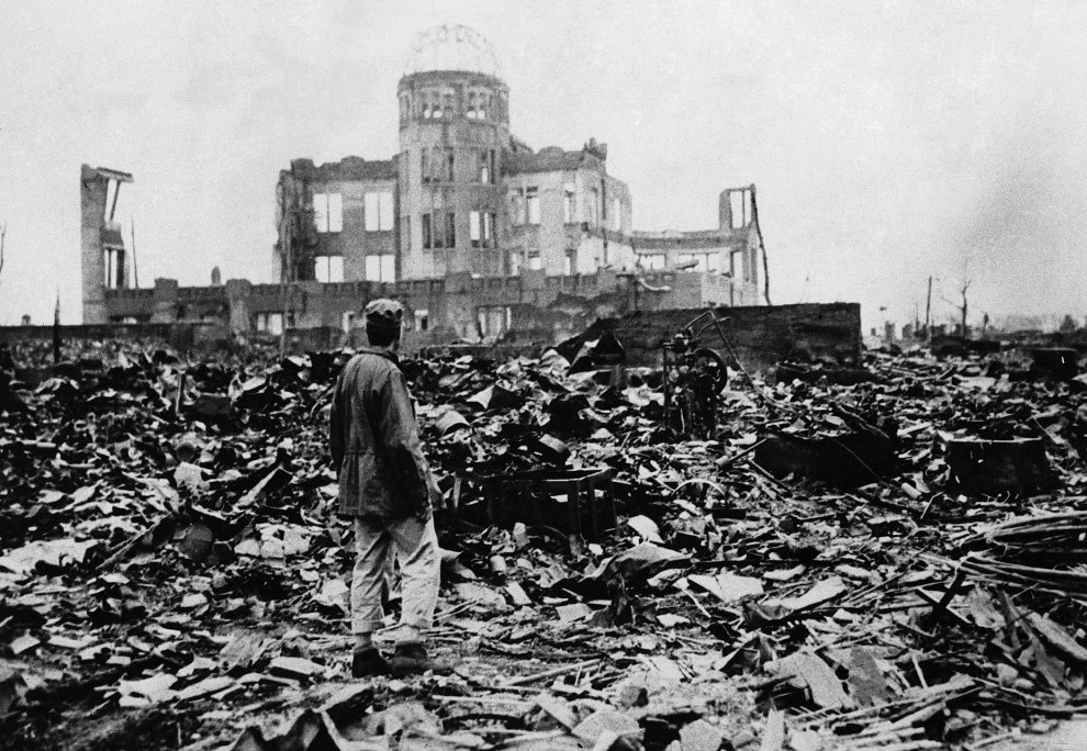 SAUVÉS de la BOMBE ATOMIQUE par le CHAPELET QUOTIDIEN : Et vous hésitez encore ? Hirosh12
