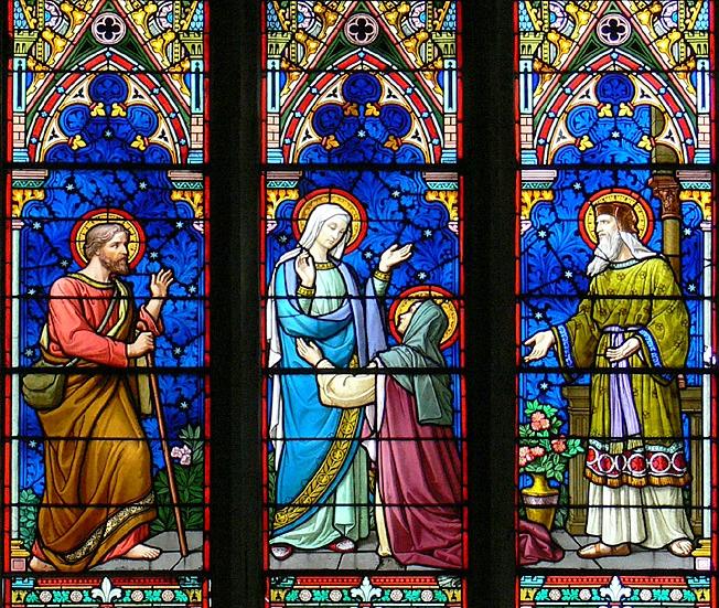 L'ANNÉE MARIALE par la Mère de Chaugy - Page 25 La_vis10