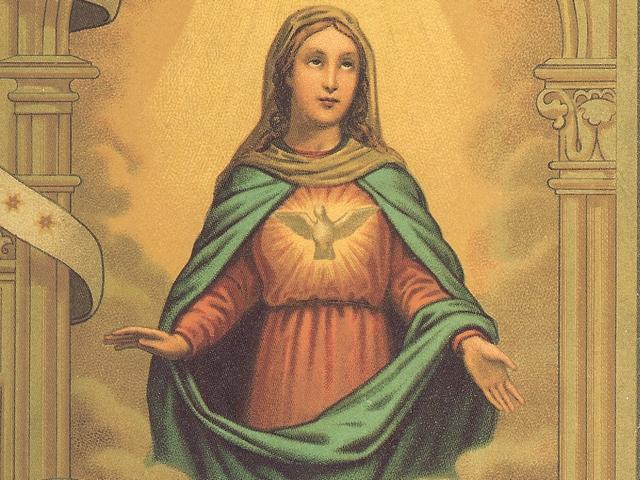 L'ANNÉE MARIALE par la Mère de Chaugy - Page 23 Marie_13