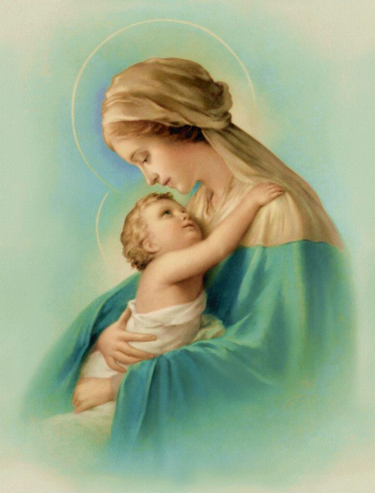 L'ANNÉE MARIALE par la Mère de Chaugy - Page 26 Marie_14
