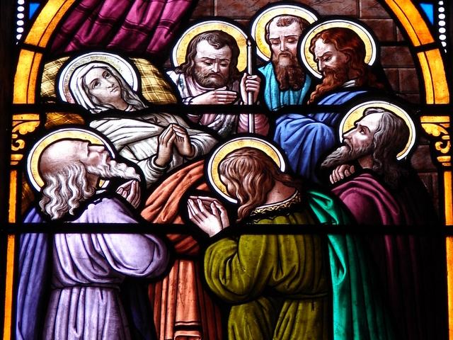 CALENDRIER CATHOLIQUE 2019 (Cantiques, Prières & Images) - Page 5 Mort_d10