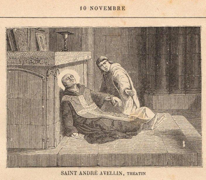 CALENDRIER CATHOLIQUE 2019 (Cantiques, Prières & Images) - Page 14 St_and10