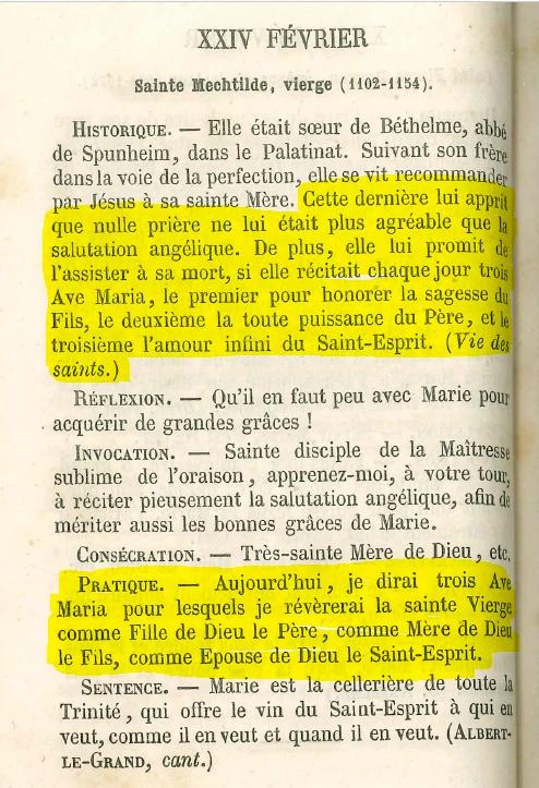 Le CIEL OUVERT par les 3 AVE MARIA du MATIN et du SOIR & La NEUVAINE EFFICACE - Page 5 Ste_me10