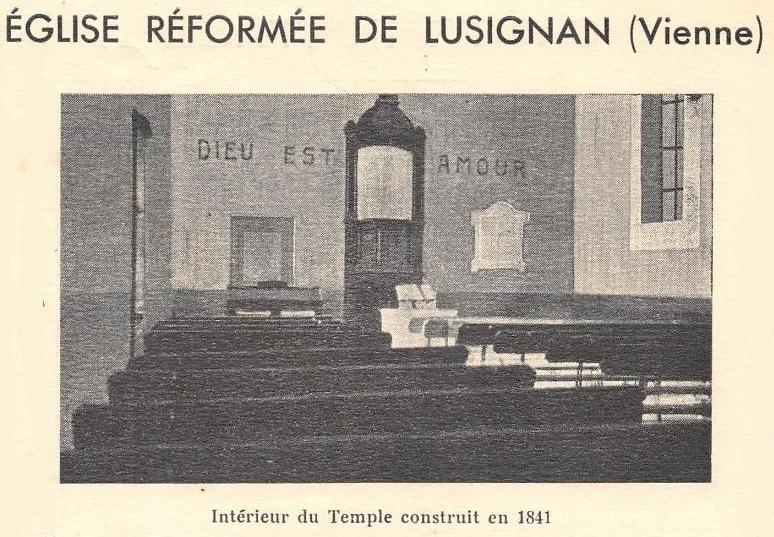 La PETITE-ÉGLISE (Mi-ca-El/Fazilleau/Demaris) CONDAMNÉE par l'ÉGLISE Temple10