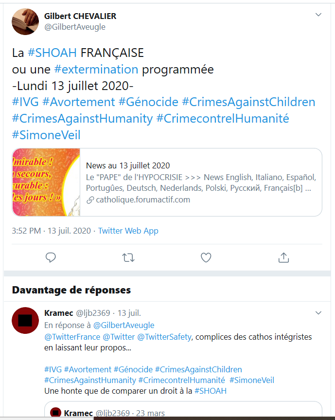 News au 18 juillet 2020 Tweet_11