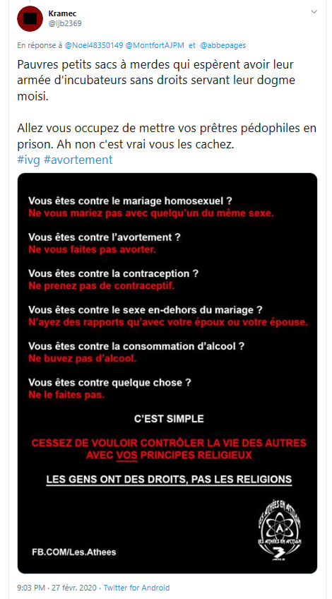 News au 18 juillet 2020 Tweet_13
