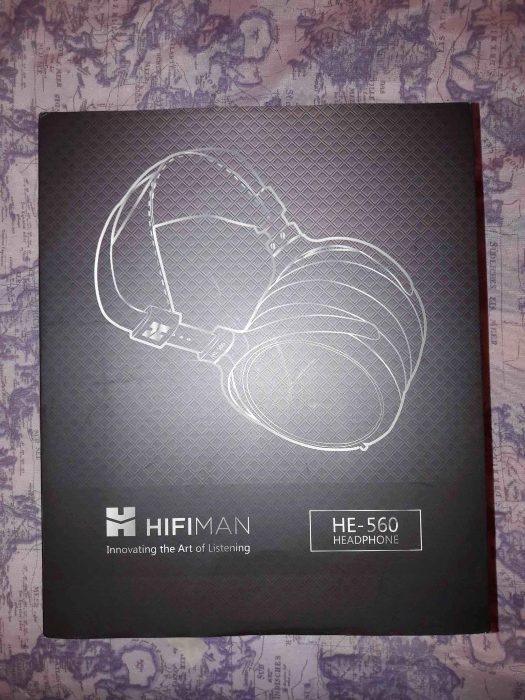 ( VB ) HifiMan HE-560.Cuffie-Perfette in Garanzia. 0123