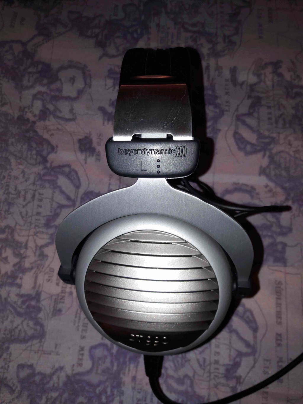 [ RITIRATO DALLA VENDITA ] Grazie. ( VB ) Vendo Beyerdynamic DT-990 Edition 250 Ohm/Dynamic Headphone.IN GARANZIA. 01_e-j10