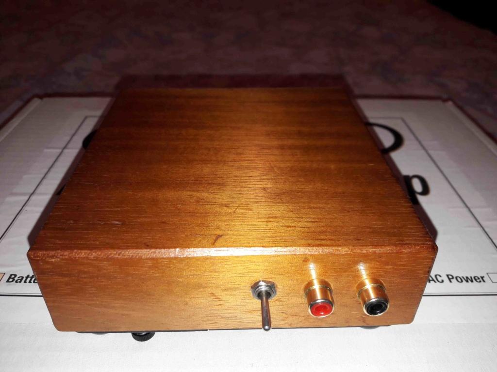 ( VB ) Vendo Amplificatore Cuffie GRADO RA-1 (a batteria). 03-e10