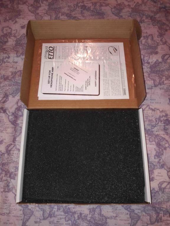 ( VB ) Vendo Amplificatore Cuffie GRADO RA-1 (a batteria). 04-e11