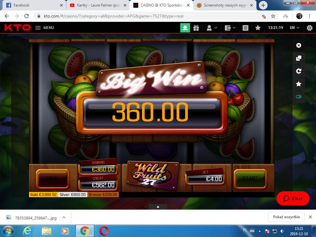 Screenshoty naszych wygranych (minimum 200zł - 50 euro) - kasyno - Page 34 Bezety10
