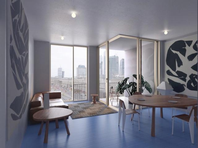 Какие планировки квартир придумали для россиян архитекторы со всего мира  11210
