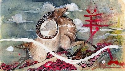 [B-Rang Missing-Nin] Hozuki Yoshitsune  Goatpi10