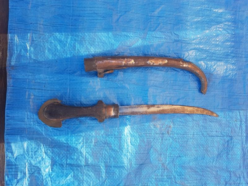 Identification collection baionnettes & divers 30-110