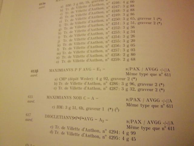 Aureliani de Lyon de Dioclétien et de ses corégents - Page 11 15597610