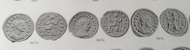 Antoninien de Constance Ch - Maximien Img_2171