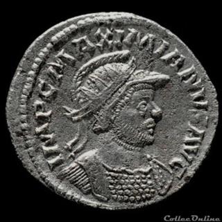 Aureliani de Lyon de Dioclétien et de ses corégents - Page 12 Monnai11