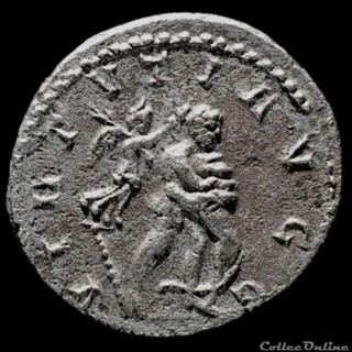 Aureliani de Lyon de Dioclétien et de ses corégents - Page 12 Monnai12