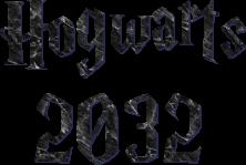 Hogwarts 2032