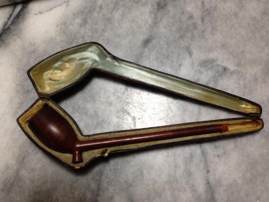 Grandpa's old pipe Img_8513
