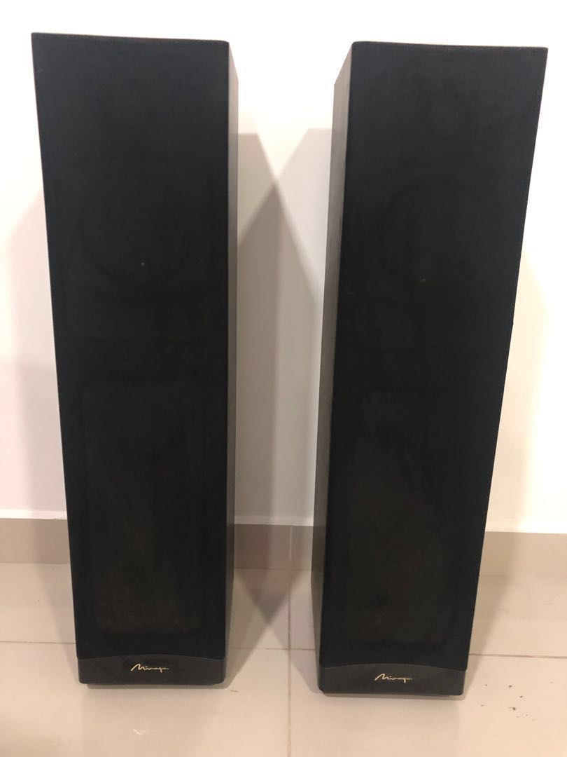Mirage M-390is Made In Canada Tower audiophile Speaker Cny_of10