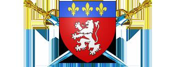 Création du Régiment du Lyonnais - chef de corps EDB Blasre11