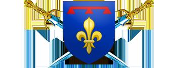 Organigramme du regiment de Provence Blasre12