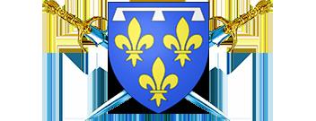 Création du régiment de l'Orléanais- chef de corps Engelkampf Blasre15