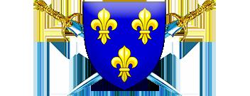 Création du régiment d'Ile-de-France - chef de corps Excalibur Blasre18