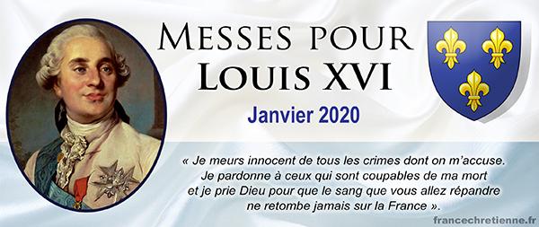 Messes pour SM Louis XVI - janvier 2020 Louis_10