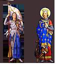 Rosaire pour la France Saints10