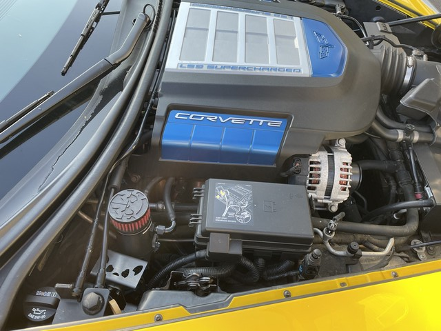Utilisation d'un Oil Catch Tank sur Corvette C6 ZR1 Img_4114