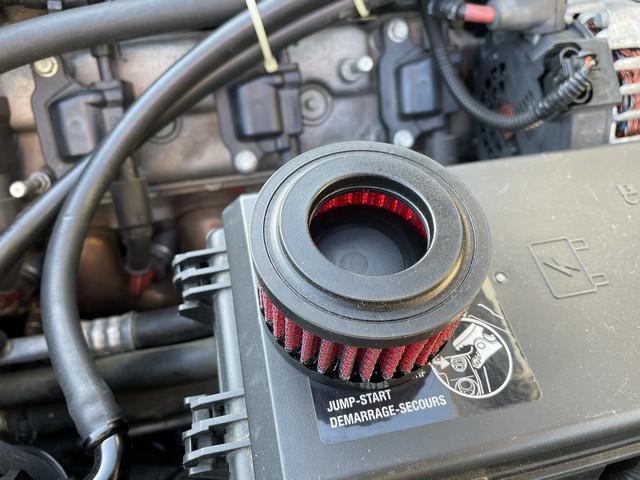 Utilisation d'un Oil Catch Tank sur Corvette C6 ZR1 Img_4116